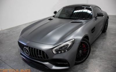 XPEL Stealth Full Body Protection – Mercedes AMG GT-C in Brisbane