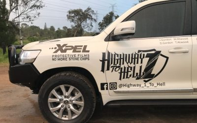 Ultimate road trip – Ultimate Protection – XPEL Toyota Landcruiser 4WD Protection