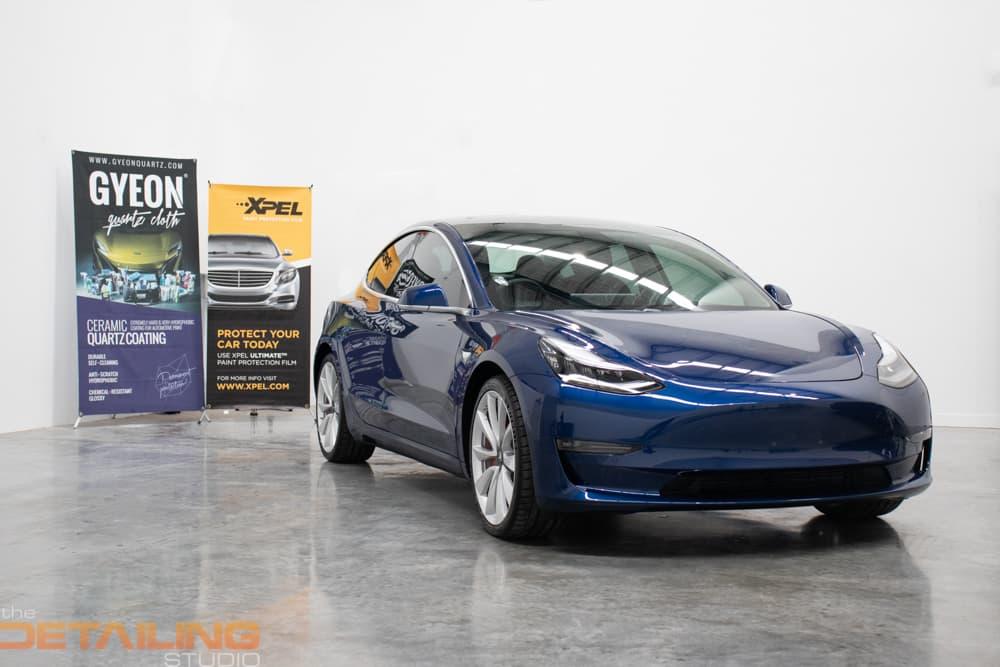 Tesla Model 3 PPF & Paint Protection in Brisbane