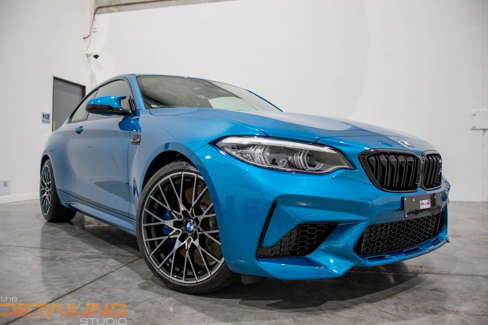 BMW M2 Competition  – XPEL ULTIMATE + Paint Protection in Brisbane