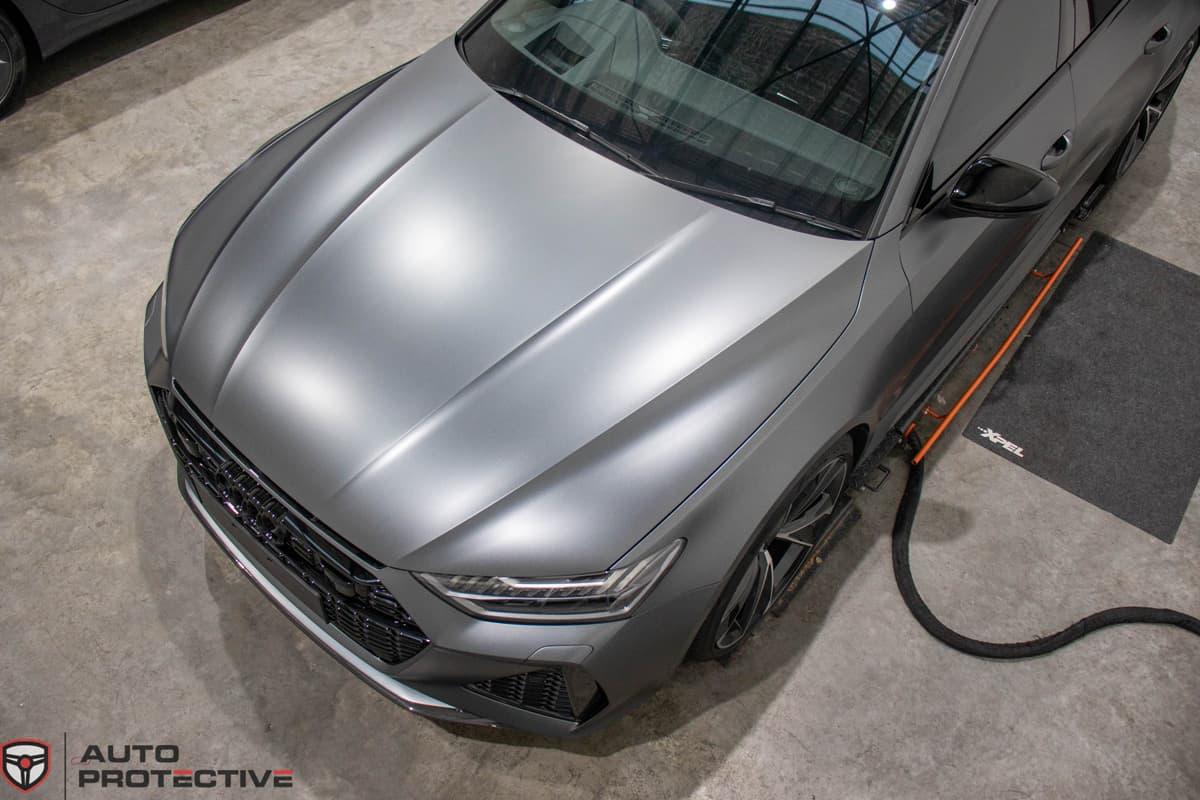 Audi Paint Protection Brisbane   Auto Protective