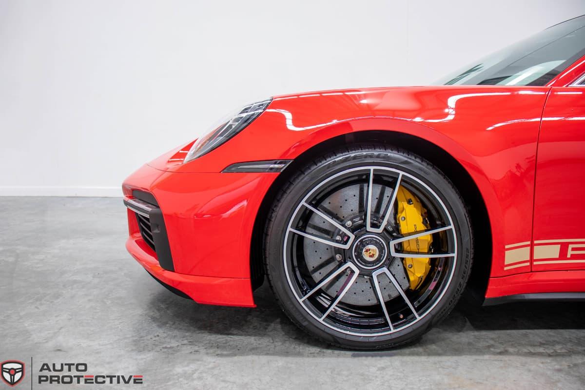 Porsche Paint Protection Brisbane | Auto Protective