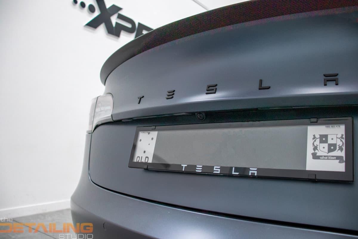 Tesla Paint Protection Brisbane | Auto Protective