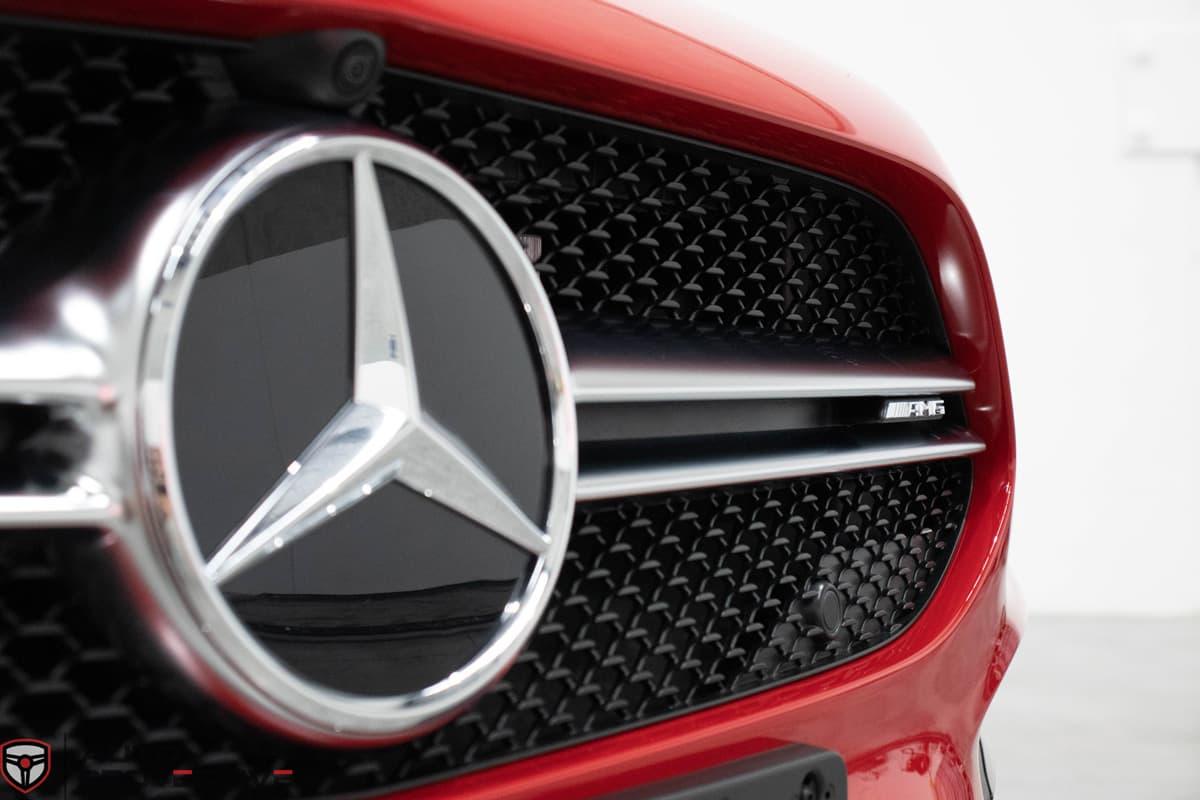 Mercedes Paint Protection Brisbane | Auto Protective
